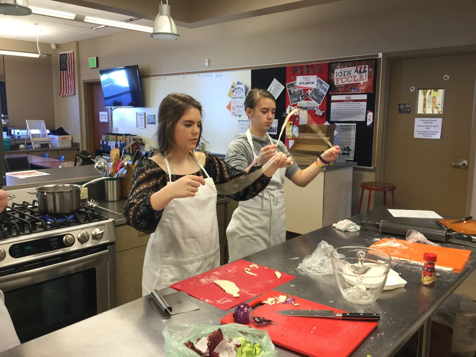 ProStart Celebrates Chinese New Year