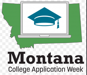 Montana College Application Week
