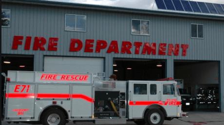 RLHS Students receive EMT Training
