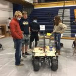 Red Lodge High School Hosts an Organization Fair