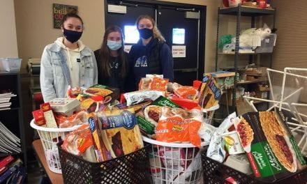 Harvest Hope Delivers Thanksgiving Baskets