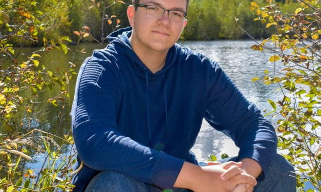 Congratulations Presidential Scholar- Kaleb Nell
